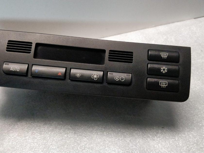 BMW E46 Climate air con control panel E46 6914009