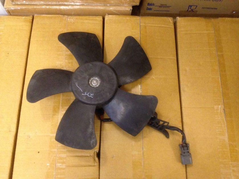 radiator cooling fan Honda civic mk8 1.8 168000-8050