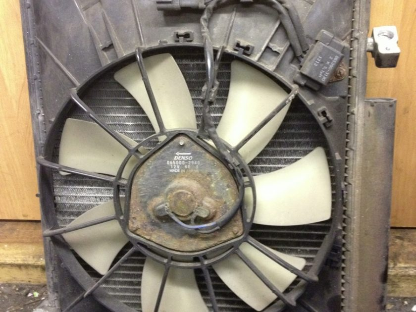 radiator air con Honda jazz 2003 065000-2940