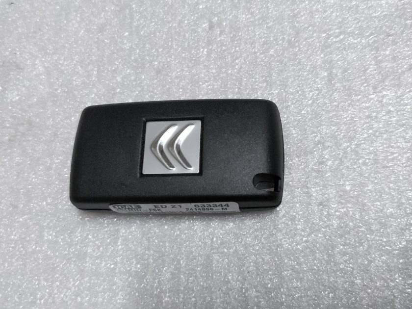 Citroen Berlingo remote key fob 63334 434Mhz C3 C4433 New