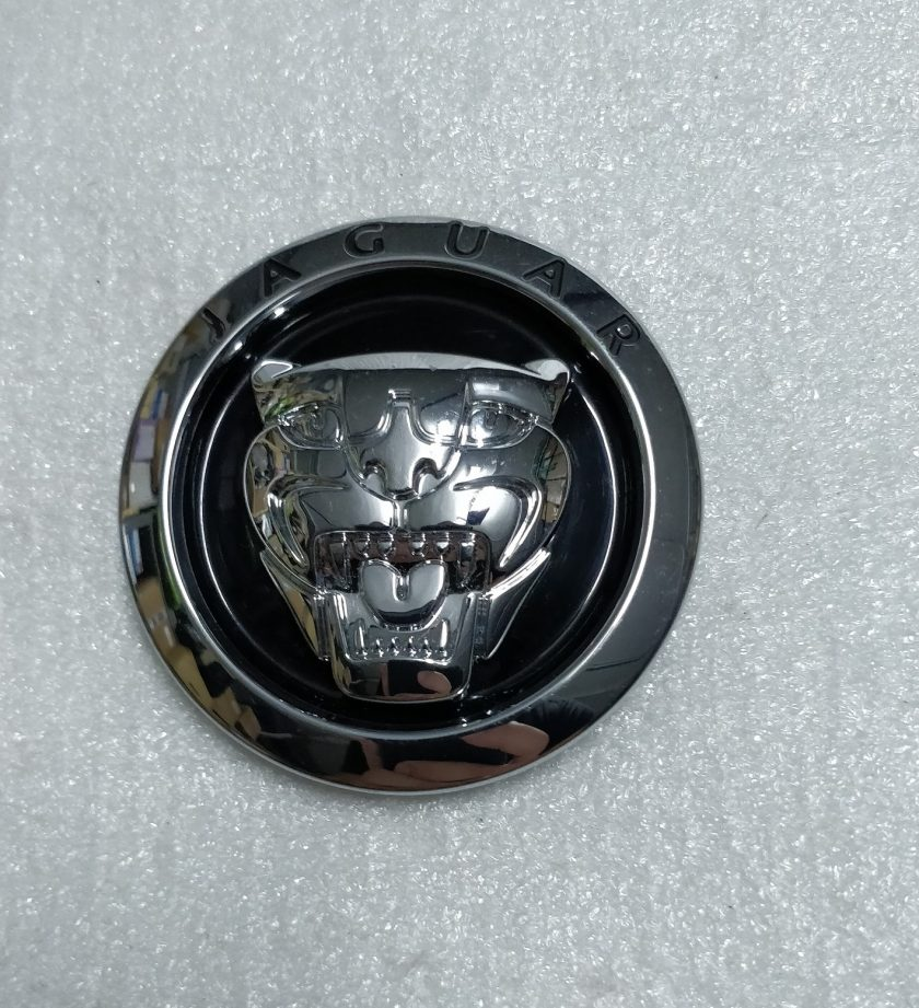 Badge Jaguar XF XJ XK 70mm 7W93-16B856-AD C2C38927