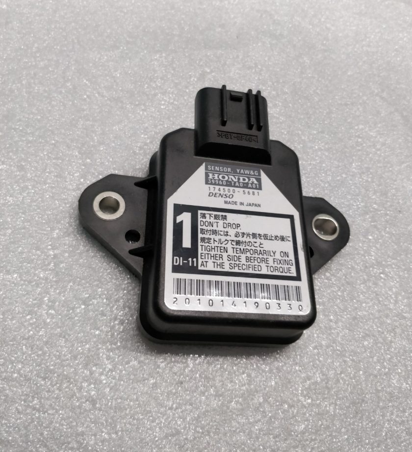 Sensor Yaw Rate Honda Jazz 2010 Accord 39960-TA0-A01 174500-5681 accord