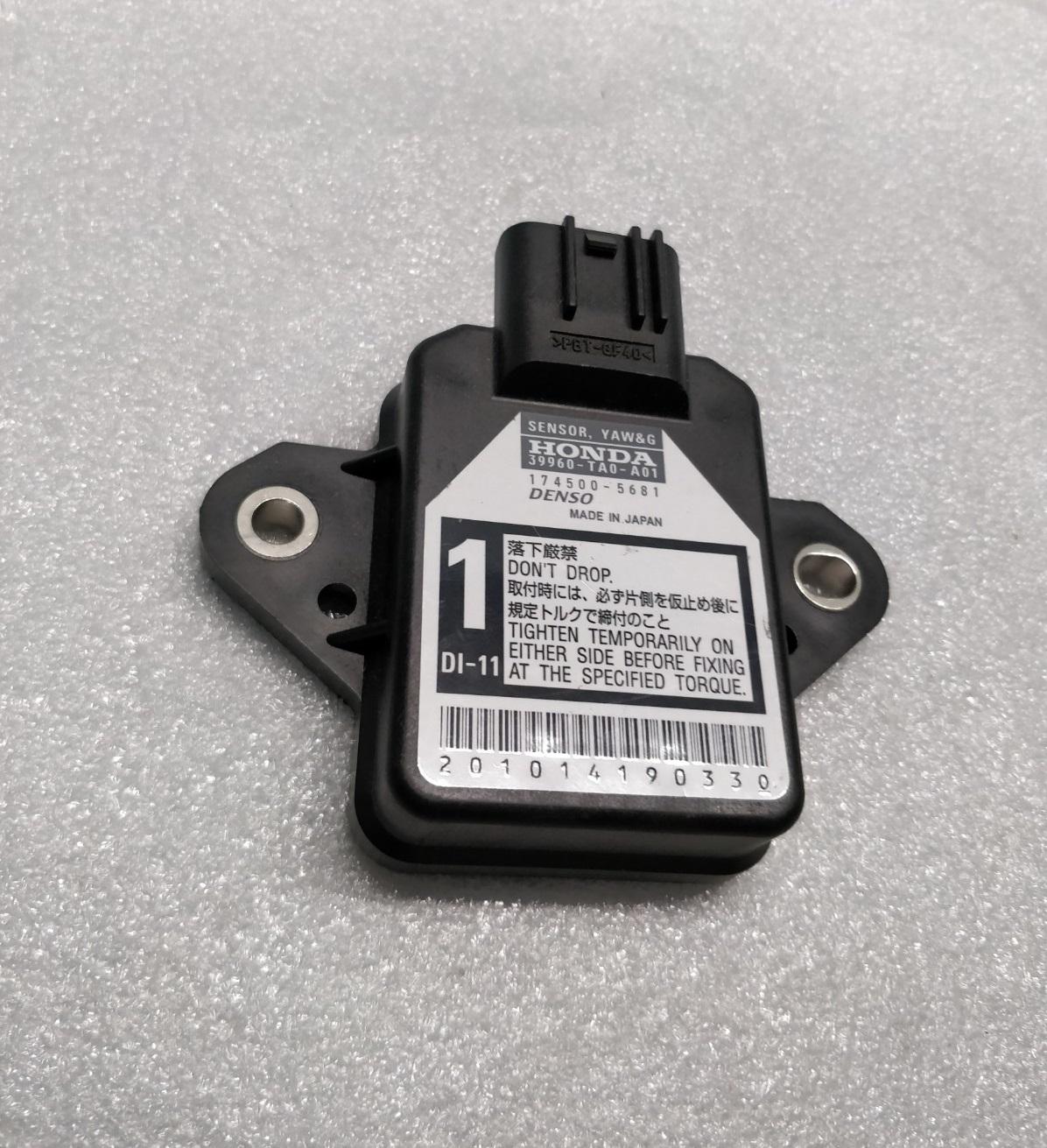 2010 HONDA JAZZ Yaw Rate Sensor 1.3 1.4 174500-5681 ACCORD