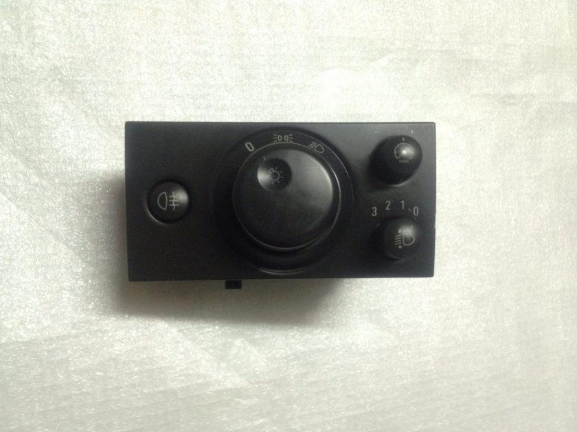 headlight control switch Opel Vectra C 9185884 SIGNUM LK04060010