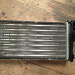 heat exchanger heater matrix peugeot 1007 citroen c2 c3 664443Q