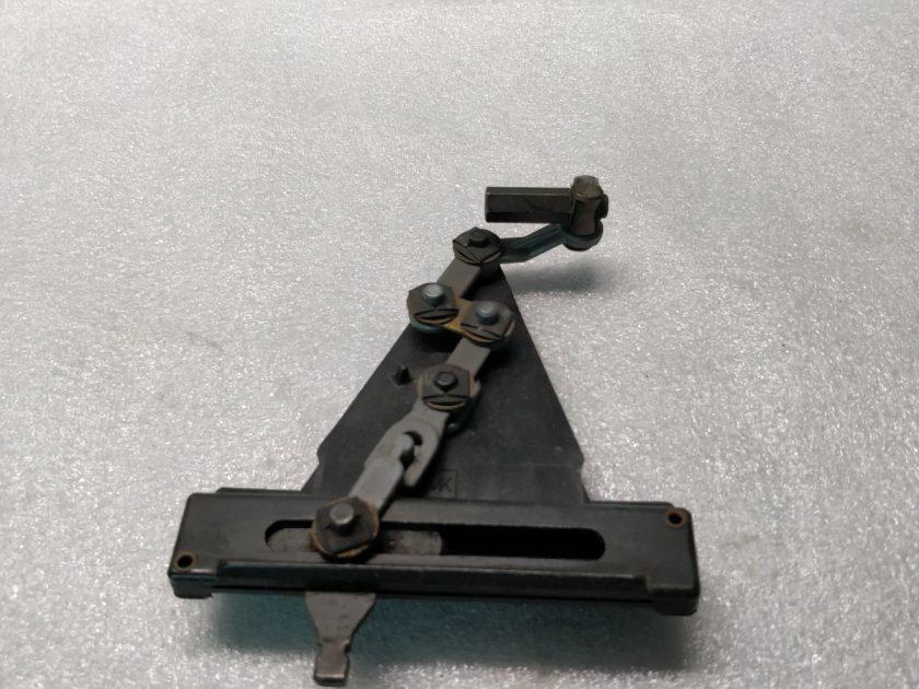 dash heater air vent lever mechanism mercedes R107 SL SLC