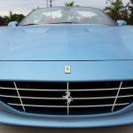 Ferrari California T Front Grille 2015-2018 CHROME 85958600