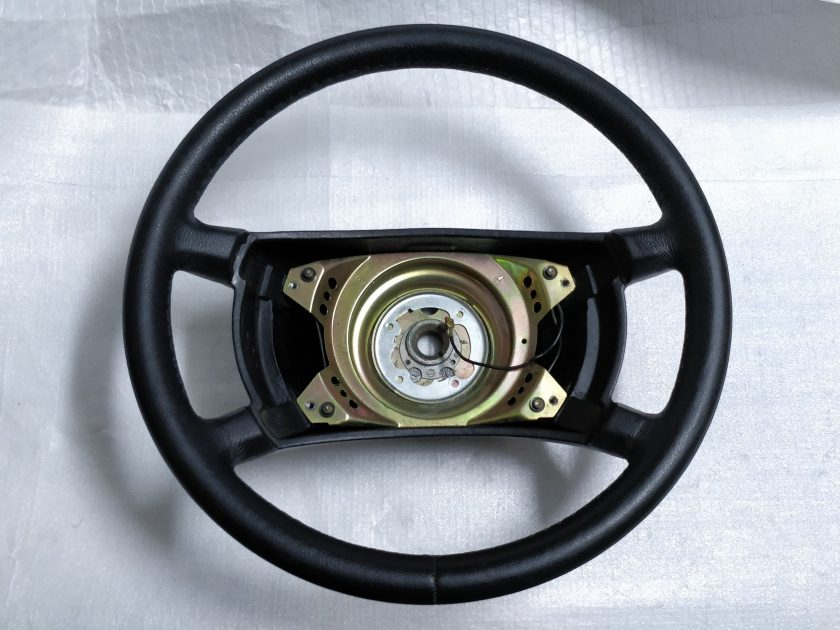 mercedes steering wheel Leather 1264640017 R107 W124 W126 W123 SL SLC