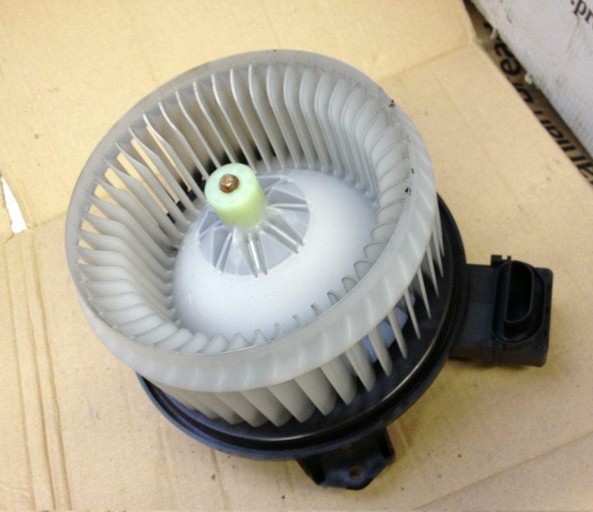 heater blower honda jazz 2010 272700-0101