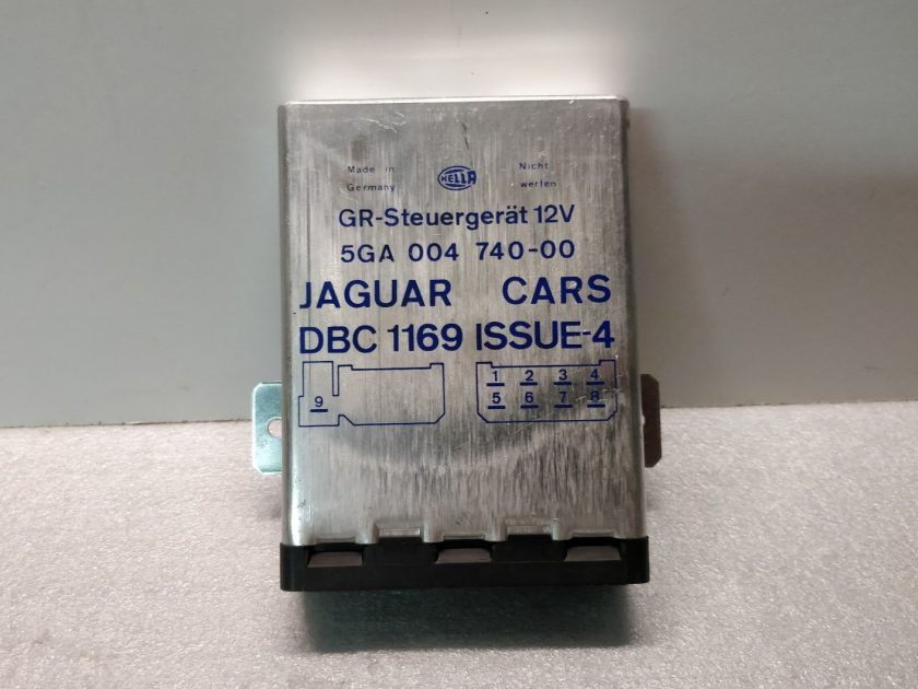Cruise control module XJ40 XJ6 Jaguar 5GA004740 -00 (1)