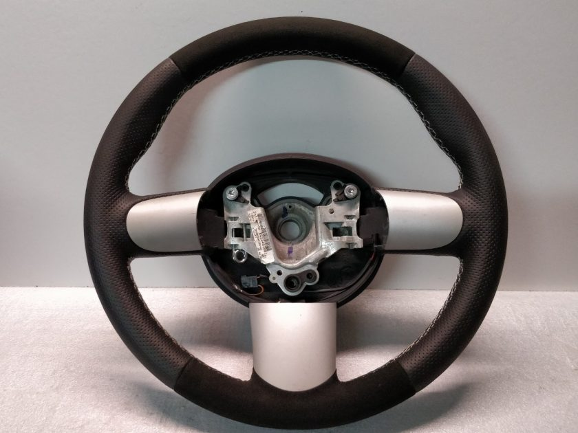 Mini Steering wheel R52 R53 R50 ALCANTARA LEATHER JCW style 6762457