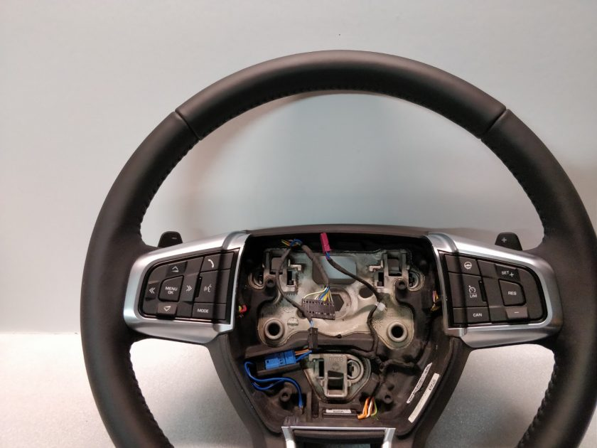 Heated steering wheel Land Rover Discovery L462 FK72-3F563-RD8PVJ 2016-2020
