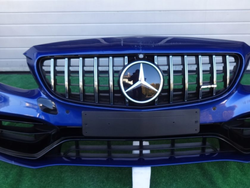 Front Bumper Mercedes W205 6.3 AMG Coupe Facelift
