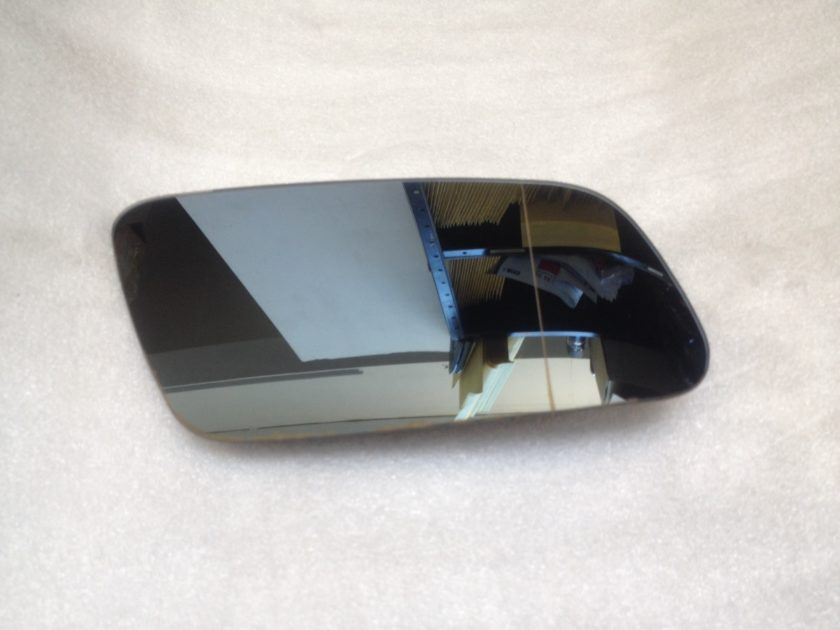 mirror glass right Audi A6 A8 1999 8D0857536 E