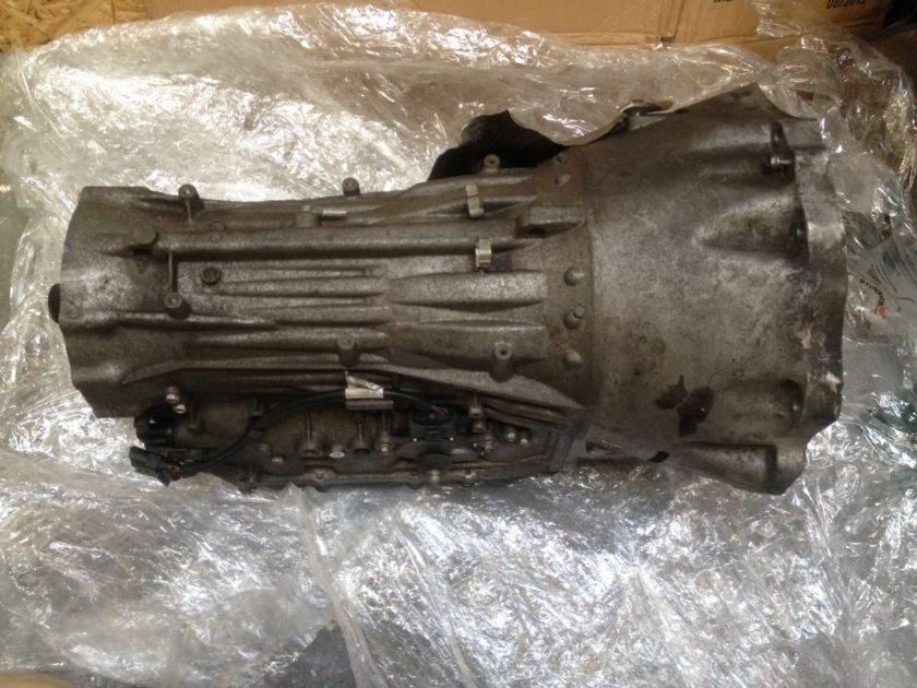 GEARBOX TR60 SN Touareg Cayenne Q7 auto TDI 09D321107 H 09D300036 T