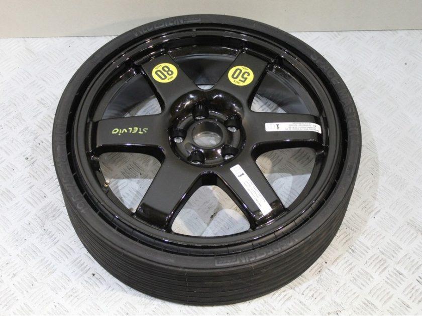 Alfa Stelvio space saver wheel 195/75/18 spare 156118580