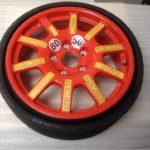 Space Saver Spare wheel 7P0601027 195/75/18 Touareg Cayenne