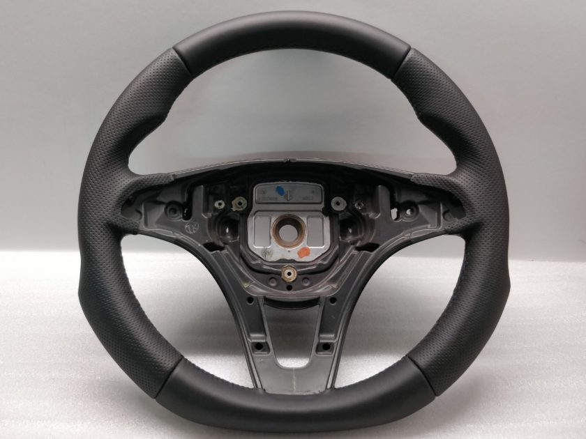 Mercedes W205 W447 Vito steering wheel new leather Flat v-class