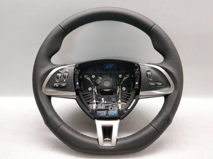 Jaguar XK XF XFR steering wheel Sport Flat 2012-2017 Custom