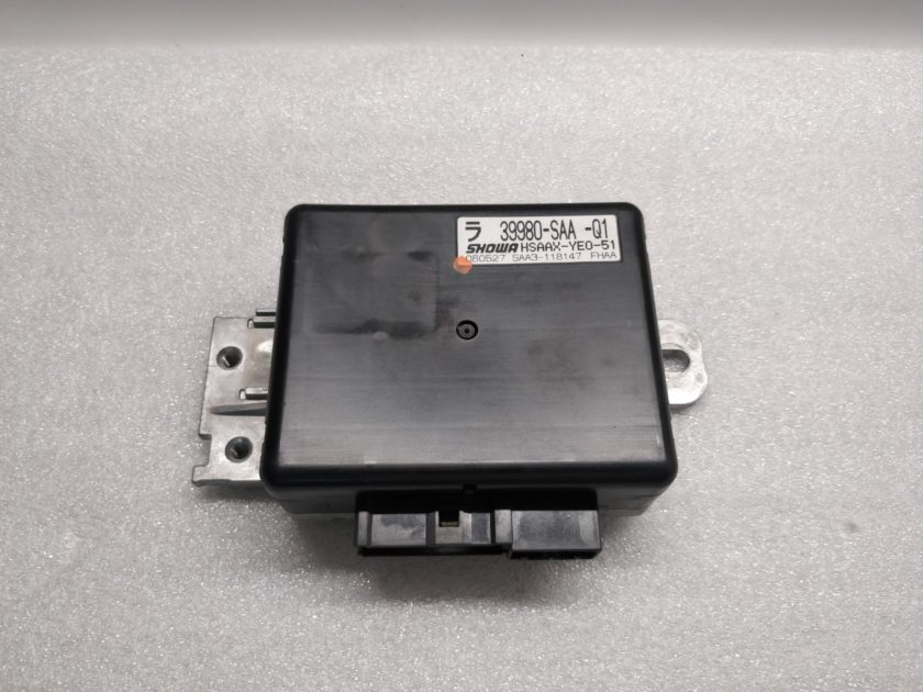 honda jazz EPS module 39980-SAA-Q1 SAA3-118147 power steering