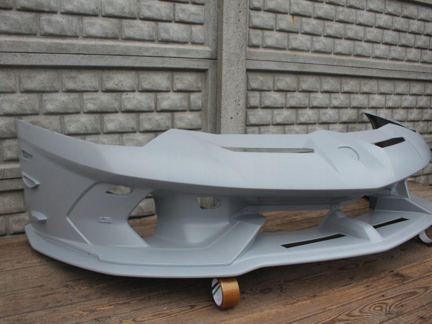 Lamborghini Aventador SVJ front bumper 18-21