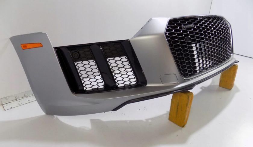 AUDI R8 4S0 Front Bumper USA Front CARBON 4S0807521 A