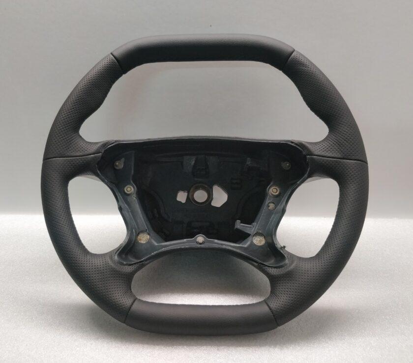 SL55 r230 STEERING WHEEL early Gear Buttons Flat Sport