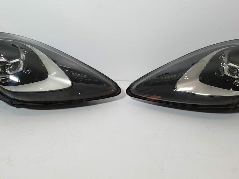 Porsche Cayenne 959 9Y Headlights 9Y0941033 AA 034