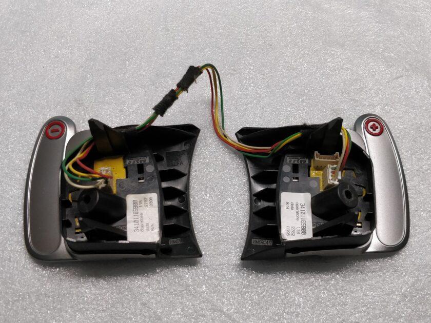 Gear Paddles Fiat 500 Abarth 34101165B00
