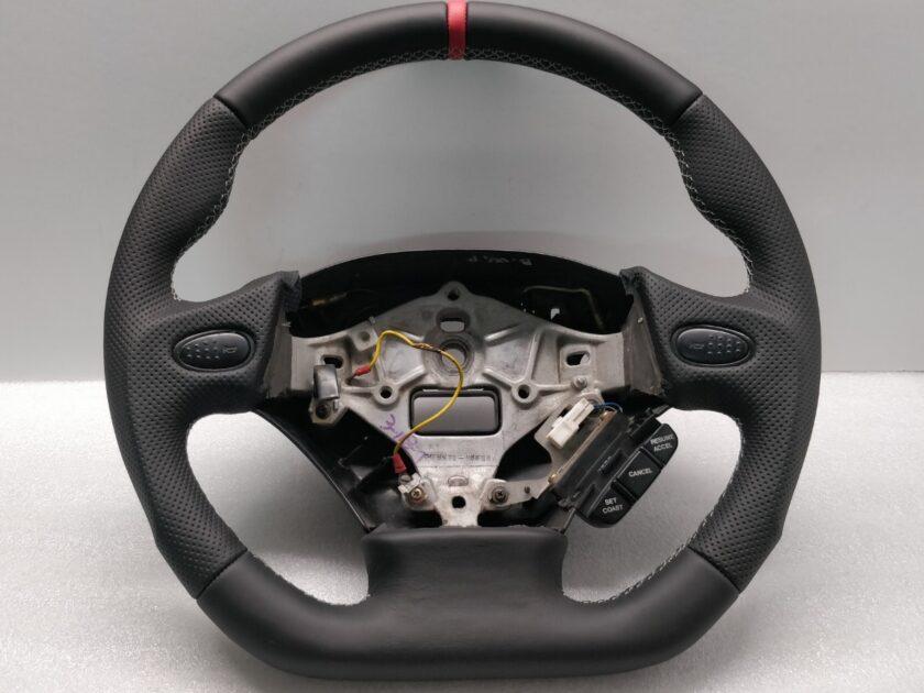 Mazda RX7 steering wheel New leather flat custom FD3S