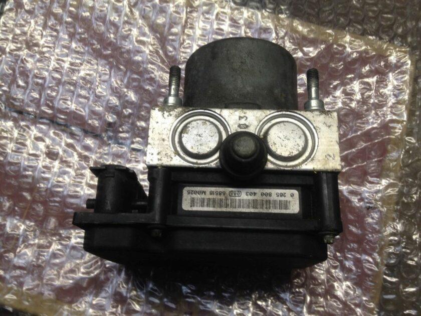 abs pump 1.1 Mitsubishi colt 2005 0265231502 MN116161