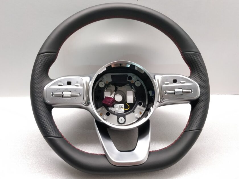 Mercedes steering wheel Flat W213 W205 W257 Flat A0004604602 W463 C117 g63 CLS53 C117